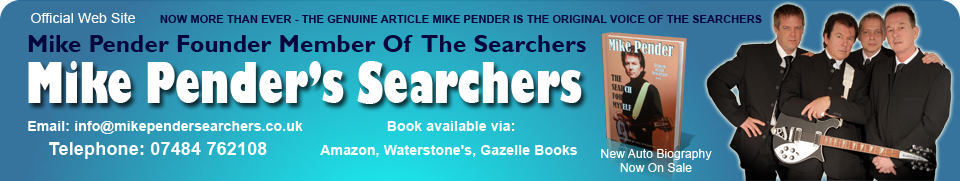 Mike Penders Searchers