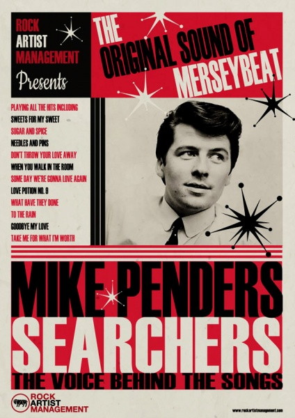 Mike Pender's Searchers - Best Of
